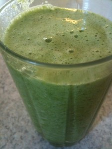 Turnip Green Smoothie