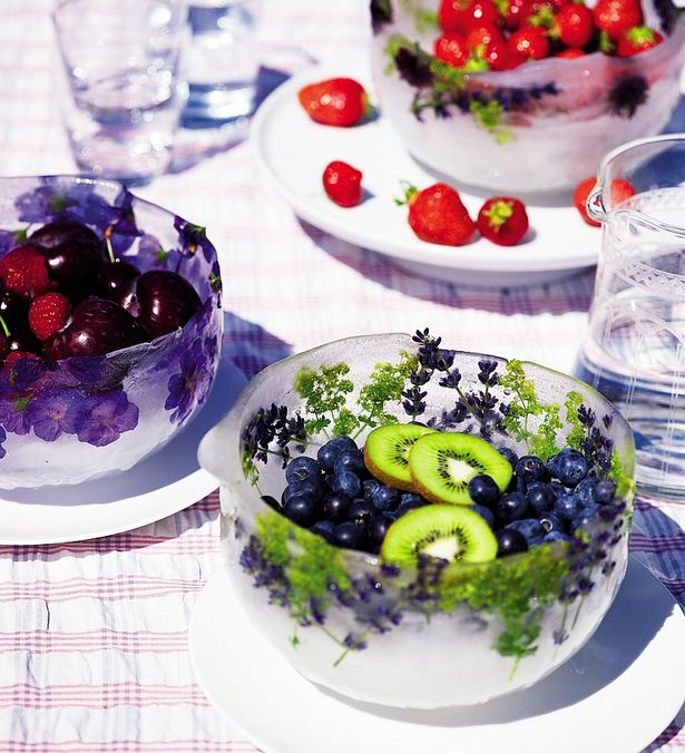 fruit bowls ideas edible flower ideas thatll make you look like you know what you