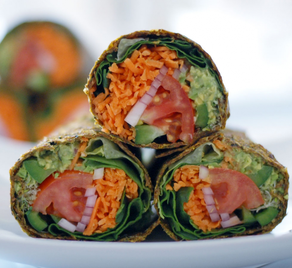 13 Raw Vegan Meals That Will Make Your Mouth Water 4